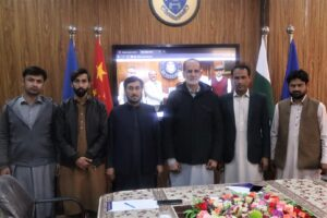 Academic Collaboration Under CPEC between China Study Center, University of Peshawar and Swabi University