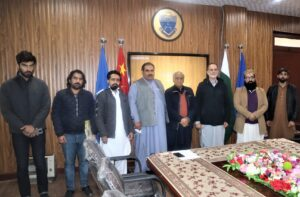 COLLABORATION UNDER CPEC BETWEEN CSC & CIT, ISLAMABAD